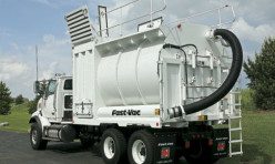 Fast-Vac uses Roots Dresser, Hibon, Robuschi, Kay International, or Gardner Denver Pumps