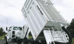 Fast-Vac Hydraulic Dump Hopper IVL