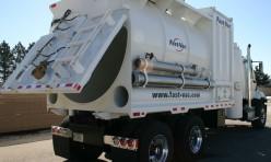 hydro excavator tailgate